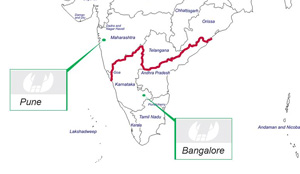 Bolzoni expands Sales Force in India - New office in Pune